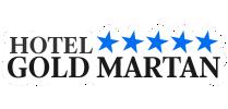 Hotel Gold Martan - Um Lugar de Gente Feliz!