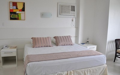 Detalhes da reserva Apartamentos Standard Casal