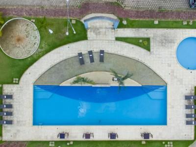 Imagens Aéreas do Hotel